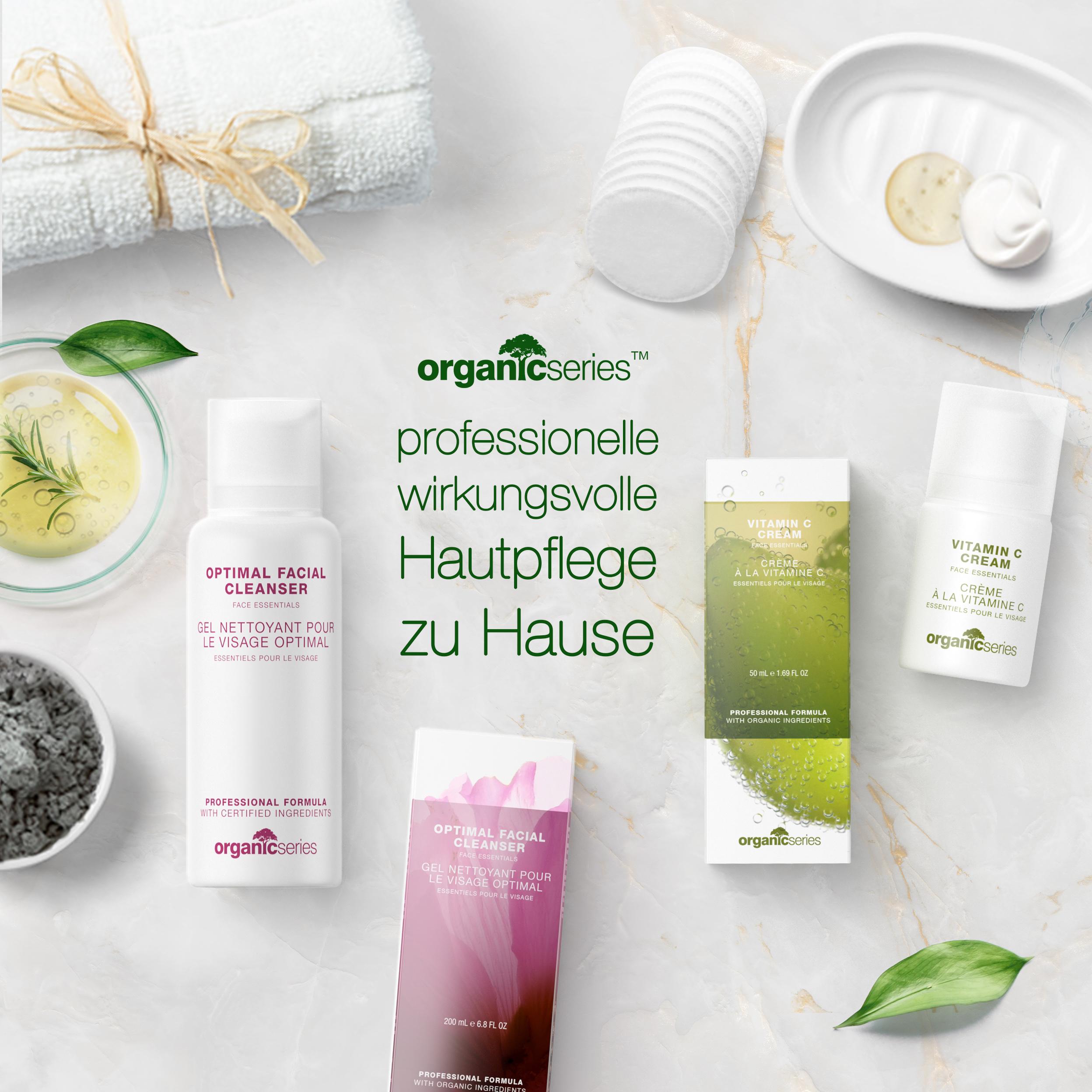 Hautpflege Zuhasue